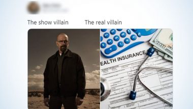 'The Movie Villain vs the Actual Villain' Funny Memes & Jokes That Will Make You ROFL