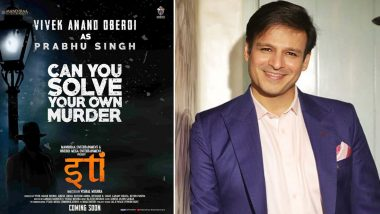 Iti – Can You Solve Your Own Murder: Vivek Oberoi to Play the Character Prabhu Singh in This Mystery Thriller (View Pic)