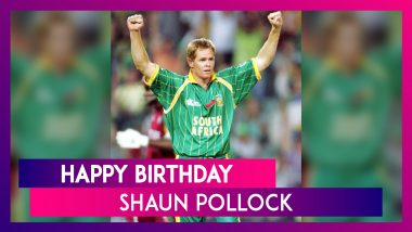 Happy Birthday Shaun Pollock: Top Performances By Legendary South African All-Rounder