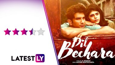 Dil Bechara Music Review: AR Rahman Scores A Spirited Soundtrack For Sushant Singh Rajput, Sanjana Sanghi's Love Story