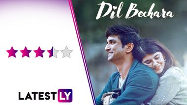 Dil Bechara Movie Review: Sushant Singh Rajput's Final Film Is Entertaining Yet Soothing Balm for Aching Hearts