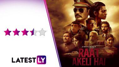 Raat Akeli Hai Movie Review: Nawazuddin Siddiqui and Radhika Apte's Netflix Film Keeps You Guessing Till the End