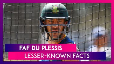 Happy Birthday Faf du Plessis: Lesser-Known Facts About Former South African Captain