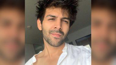 Kartik Aaryan Is Waiting for His COVID-19 Test Result, Bhool Bhulaiyaa 2 Actor Shares a Selfie
