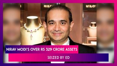 Nirav Modi's Assets Worth Over Rs 329 Crore, Including London Flat Seized By ED Under Fugitive Law