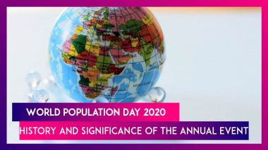 World Population Day 2020: Theme, History & Significance Of The Annual Event