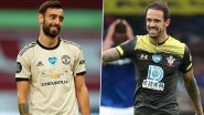 Manchester United vs Southampton, Premier League 2019–20: Bruno Fernandes, Danny Ings and Other Players to Watch Out in MUN vs SOU Football Match
