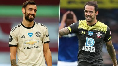 Manchester United vs Southampton, EPL 2019–20: Bruno Fernandes, Danny Ings and Others to Watch