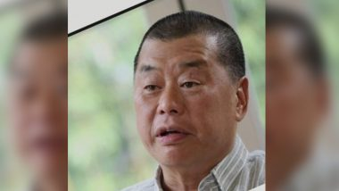 Jimmy Lai, Hong Kong's Pro-Democracy Media Tycoon, Gets Bail Day After Being Arrested Along With Other China Critics