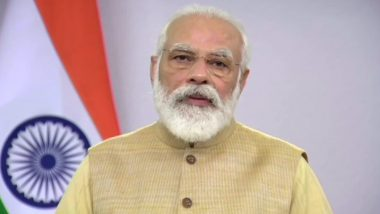 PM Narendra Modi Inaugurates Submarine Optical Fibre Cable Connecting Chennai And Port Blair, Says 'It is a Symbol of Our Commitment to Ease of Living'