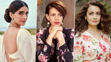 Sonam Kapoor, Kalki Koechlin, Dia Mirza and Other B-Town Celebs Sign Petition Against Rape, Acid Attack Threats