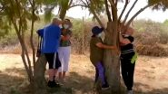 Hug a Tree: Israel's Nature and Parks Authority Encourages People Missing Human Contacts to Hug a Tree and Beat the Pandemic Blues (Watch Video)