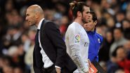 Gareth Bale, Zinedine Zidane Engaged in Battle of Wills As Welshman's Situation at Real Madrid Worsens Further