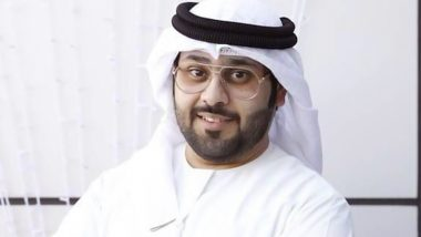 I Feel Proud When I am Regarded as the First One to Start the Trend of Conducting Interviews Online, Says Ahmad Al Marzooqi