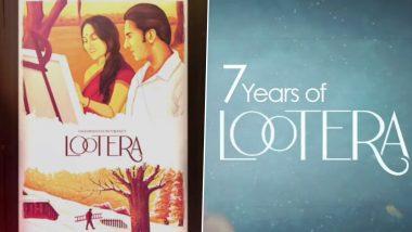 7 Years of Lootera: Ranveer Singh Celebrates the Magical Love-story of 'Pakhi and Varun' (Watch Videos)