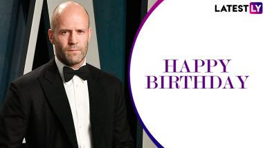 Jason Statham Birthday: From The Transporter Series to Hobbs and Shaw - Here's Looking At Best Action Films of the British Actor