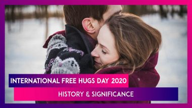 International Free Hugs Day 2020: History & Significance of The Day That Spreads Happiness