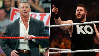 Kevin Owens Made Vince McMahon Implement 'Compulsory Mask Wearing' Policy For Audience at WWE Performance Center Amid Coronavirus Pandemic
