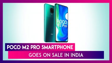 Poco M2 Pro Smartphone Goes on Sale in India via Flipkart; Check Prices, Offers, Features & Specs