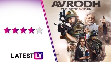 Avrodh The Siege Within Review: Amit Sadh's Web-Series on the 2016 Surgical Strike is an Impressive Watch