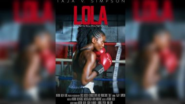 Review of A Female Boxing Movie 'LOLA' by Antoine Allen Films