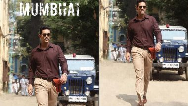 Angad Bedi Shares His Look from MumBhai As Shoot For ALTBalaji-ZEE5 Web Series Begins Today (View Post)