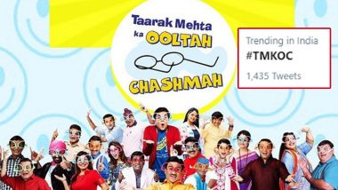 #TMKOC Becomes The Top Trend On Twitter After Taarak Mehta Ka Ooltah Chashmah Fans Post Funny Memes Welcoming The Show's Fresh Episodes!