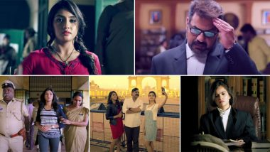Law Trailer: Rangini Chandran's Legal Drama Looks Like a Gripping Ride (Watch Video)