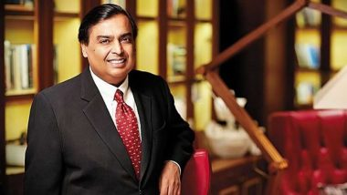 Hurun Global Rich List 2021: India Climbs to Third Spot; Mukesh Ambani Among 209 Indian Billionaires in The List