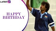 Dhanraj Pillay Birthday Special: Lesser-Known Facts About Former Indian Hockey Captain