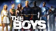 The Boys Spin-Off Series In Works at Amazon