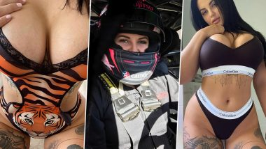 XXX Star Renee Gracie Images & HD Wallpapers For Free Download: Check out Racer-Turned-Porn Star's Hot Pics That Will Take Away Your Hump Day Blues