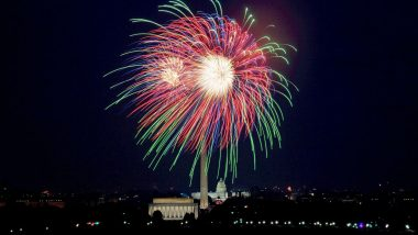 Fourth of July 2020 Fireworks Live Streaming Details Online: Know How and When to Watch NYC Macy's to Washington DC's Celebratory Event on US Independence Day