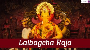 Lalbaugcha Raja Will Not Hold 2020 Gashesh Utsav Due to COVID-19 Pandemic! Twitterverse Welcomes Ganeshotsav Mandal's Move to Set Up Blood Donation & Plasma Therapy Camp For Ten Days Instead