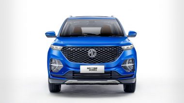 LIVE News Updates: MG Hector Plus SUV Launched in India at Rs 13.48 Lakh; Prices, Features, Bookings, Variants & Specifications