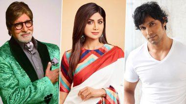 Guru Purnima 2020: Amitabh Bachchan, Shilpa Shetty, Randeep Hooda and Other B-Town Celebs Express Heartfelt Gratitude and Love for Their Teachers