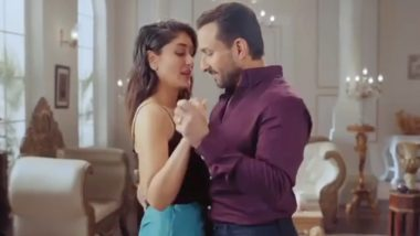 Saif Ali Khan and Kareena Kapoor Khan Get Flirty In This New Commercial (Watch Video)
