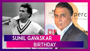 Happy Birthday Sunil Gavaskar: Quick Look At Few Records Held by Original Little Master