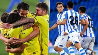 Villarreal vs Real Sociedad, La Liga 2019–20 Free Live Streaming Online & Match Time in India: How to Get Live Telecast on TV & Football Score Updates in IST?