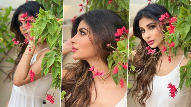 Mouni Roy Opens Up On Her Abu Dhabi Stay, Skills She Acquired During Lockdown And On Plans of Returning To India
