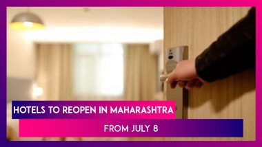 Maharashtra Allows Hotels Outside Containment Zones To Reopen With 33 Per Cent Staff From July 8