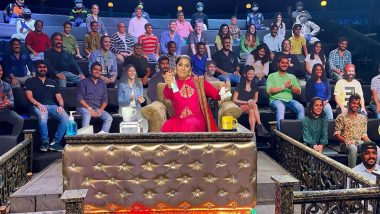 The Kapil Sharma Show: Here's How Kapil Sharma Maintains Social Distancing Between His Live Audience On Show's Sets (View Post)