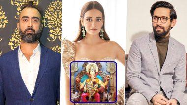 Ranvir Shorey, Dia Mirza and Vikrant Massey React to Lalbaugcha Raja Not Happening This Year (View Tweets)