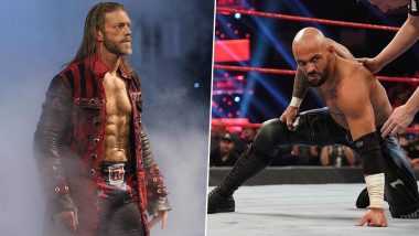 Edge Wishes to Fight Ricochet After Recovering From His Injury