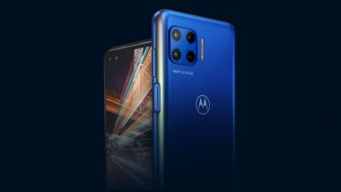 Motorola Moto G 5G Plus Smartphone With Quad Rear Camera Launched: Check Prices, Features, Variants & Specifications