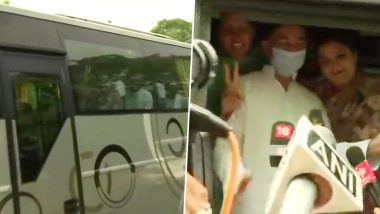 Rajasthan Political Crisis: Congress MLAs Sent in Buses to Resort Outside Jaipur After Meeting With CM Ashok Gehlot