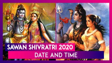 Sawan Shivratri 2020 Date, Puja Time, Vrat Vidhi And Significance of This Auspicious Day