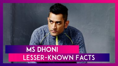 Happy Birthday MS Dhoni: Facts To Know About World Cup Winning Indian Captain