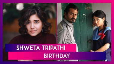 Shweta Tripathi Birthday: Take A Look At Her Impressive Career Graph