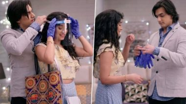 Yeh Rishta Kya Kehlata Hai: Netizens Share Hilarious Memes and Jokes on Characters Using Face Shields and Masks in the Star Plus Show